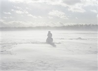 lake calhoun by alec soth
