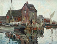 motif #1, rockport by anthony thieme