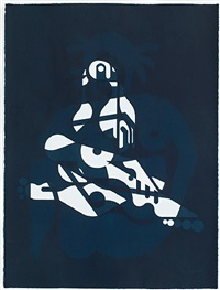 women: sun-stained symbols 43 by ryan mcginness
