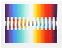 integrated rainbow by yaacov agam