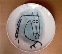 porcellana di albisola by wifredo lam