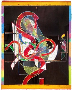 color by frank stella