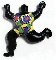 inflatable doll by niki de saint phalle