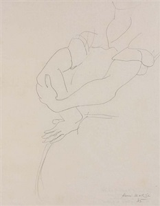 the hand of god - auguste rodin in conversation by henri matisse