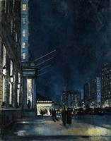 the plaza by bernard lamotte