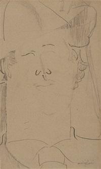 portrait de yan by amedeo modigliani