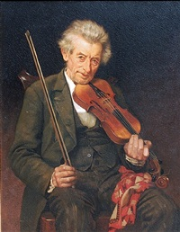 what shall i play? by john george brown