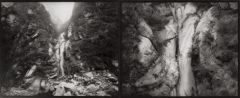 womb of the earth (diptych) by dodo jin ming