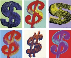 $ (1) by andy warhol
