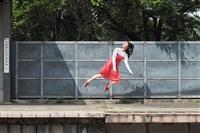 today's levitation 04/29/2011 by natsumi hayashi