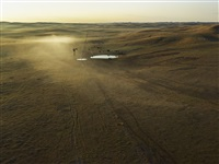 first light, cherry county, nebraska, from the series dirt meridian by andrew moore