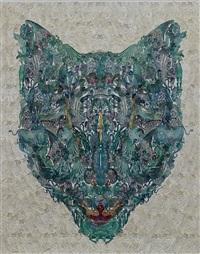 faces-wolf by wu jian'an