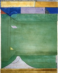 green by richard diebenkorn