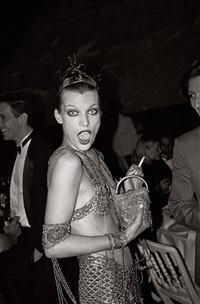 milla jovovich, stern 1997 by michel comte
