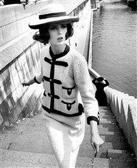 dorothea mcgowan, vogue, paris by william klein