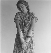 untitled, macdowell colony, peterborough, new hampshire by francesca woodman