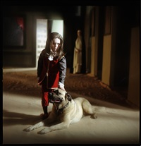 nico and the mastiff by eve sussman