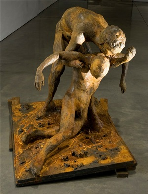 ten breaths: samaritan by eric fischl