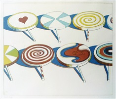 big suckers by wayne thiebaud