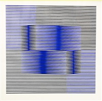 induction chromatique 3 by carlos cruz-diez