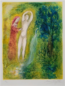 recent acquistions prints and drawings 1911-2009 by marc chagall
