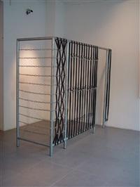 gate of london by monica bonvicini