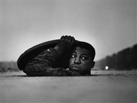 the invisible man, harlem, new york by gordon parks