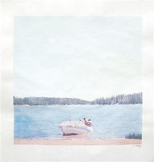 speedboat by isca greenfield-sanders