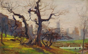 central park by zulema barcons