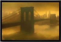 brooklyn bridge by nikolai makarov