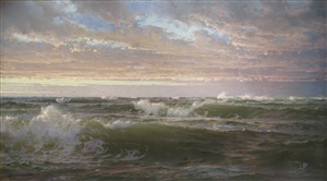 shoal water by william trost richards