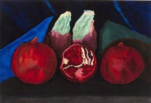 tropical fruits by joseph stella