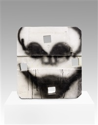 the joke by huma bhabha