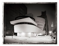 solomon r. guggenheim museum, 2009 by christopher thomas