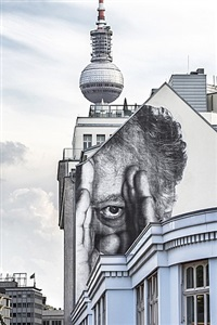 the wrinkles of the city, berlin, soho house, herr ziya, germany by jr