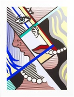 modern art i by roy lichtenstein