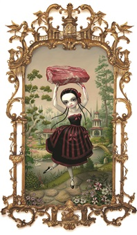 meat dancer by mark ryden