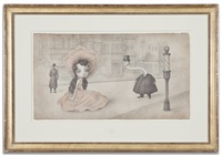 the street by mark ryden