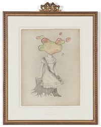 sometimes i forget by mark ryden