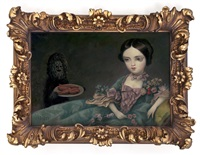 medium yams (#102) by mark ryden