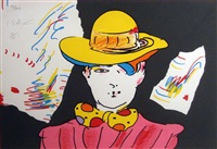 if series: if by peter max