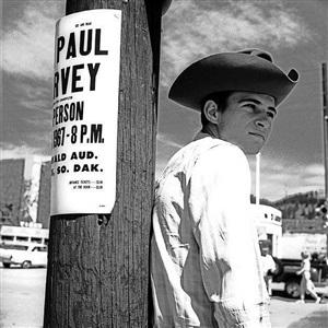 south dakota (man in cowboy hat) by vivian maier
