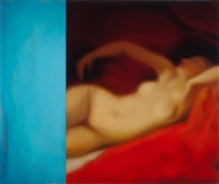 sleeper of venice (after ingres) (diptych) by jeff muhs