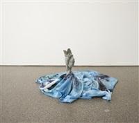 sans titre (foie, coeur, poumons d'agneau) by jean-luc moulène