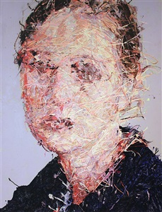 dallas art fair by robert rauschenberg