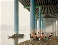 yangtze, the long river: chongqing iv (sunday picnic), chongqing municipality by nadav kander