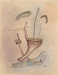 corolles de champignons volants by wols
