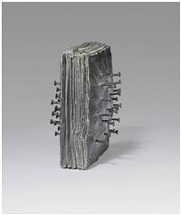 zeitungsblock by günther uecker