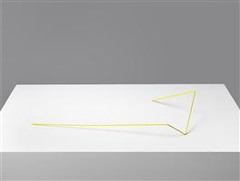 raumplastik gelb by norbert kricke