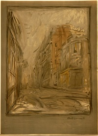 untitled by alberto giacometti